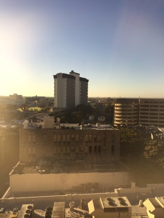 Hyatt Regency San Antonio: View from room