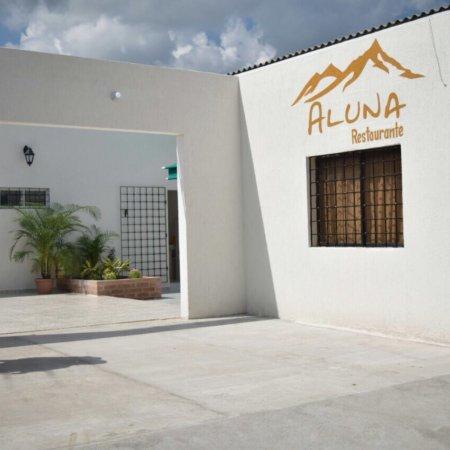 Aracataca, Colombia: Aluna Restaurante