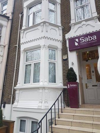 Saba Hotel London: 20171206_093543_large.jpg