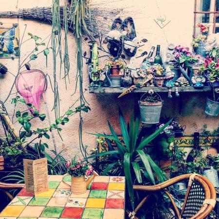Le cafe jardin antibes restoran yorumlar tripadvisor for Antibes restaurant le jardin