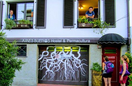Airesbuenos Hostel y Permacultura