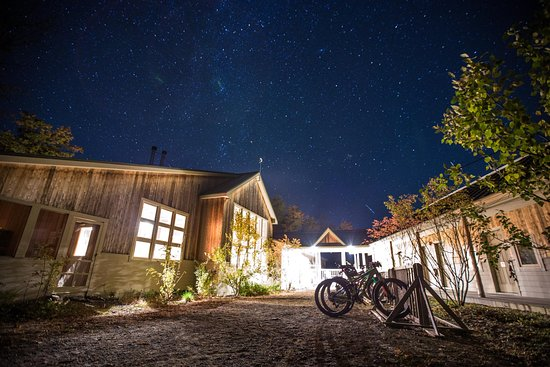 Kingfield, ME: See the stars and enjoy some time off-the-grid.