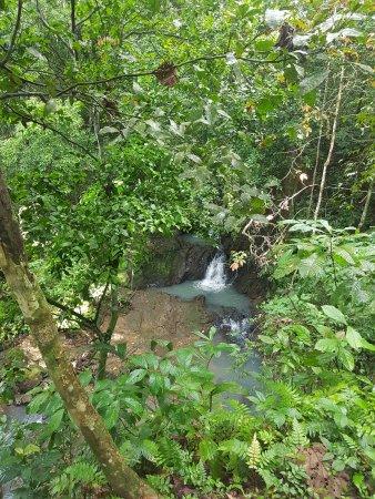 Soberania National Park: Waterfall