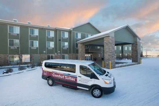 Comfort Suites Anchorage International Airport Photo