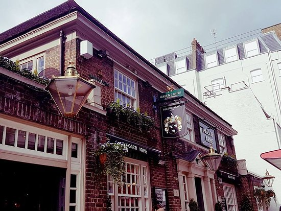 The Allsop Arms 이미지