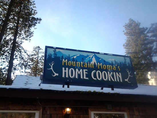 ‪‪Naches‬, واشنطن: Mountain Momma's Home Cookin'! Welcome!‬
