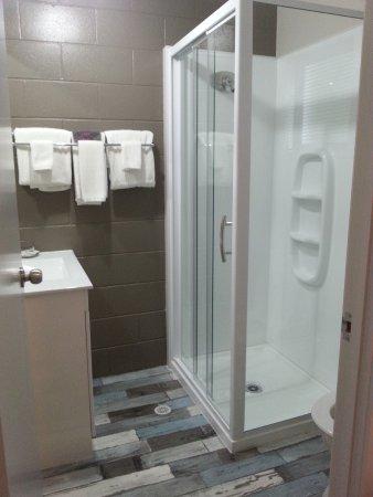 Mangonui, New Zealand: All bathrooms refurbished September 2017