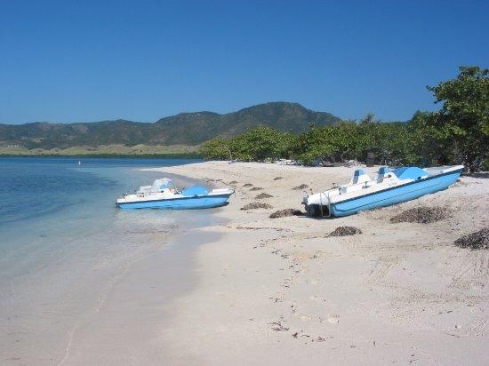 Marea del Portillo, คิวบา: cayo coco there island