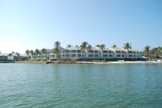 South Seas Island Resort Harbourside Marina
