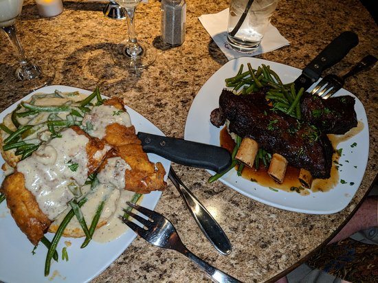 The rabbit hole dinner drinks colorado springs menu - Hole d entree ...