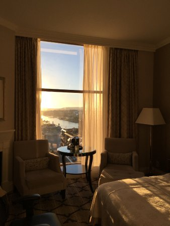 "Magnolia Hotel And Spa: A view from our ""Diamond Room - Harbour View"""