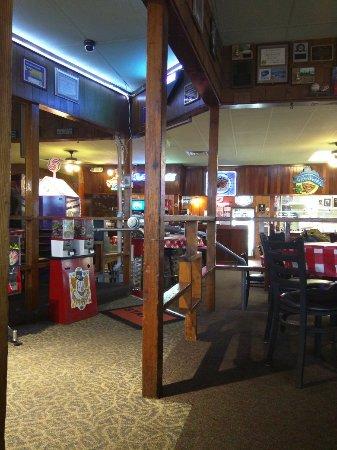 Angels Camp, Καλιφόρνια: Good Mountain Pizza