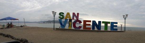 San Jacinto, Equador: San Vicente malecon
