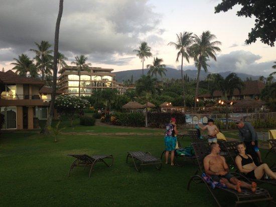 Aston Maui Kaanapali Villas: Beach-side Pool