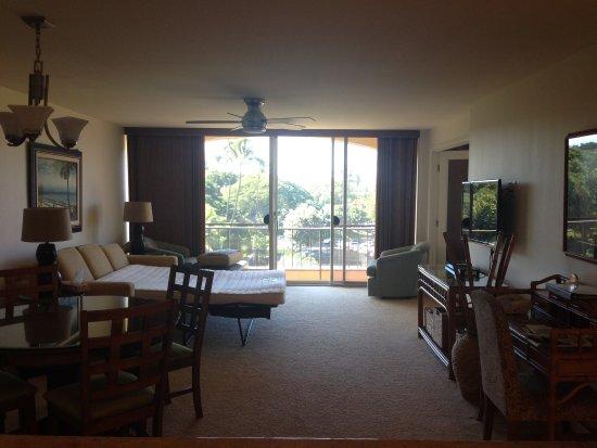 Aston Maui Kaanapali Villas: Room A-503 (1 Bedroom Suite)