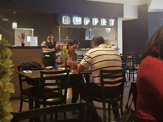 Nogales, AZ: Buffet Area