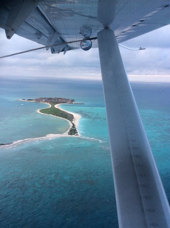 Key West Seaplane Adventures: Leaving the Dry Tortugas