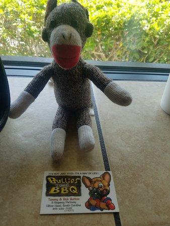 Bullies: My wife's travel gnome, Mini Max