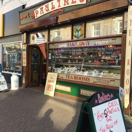 Pauline's Creamery: photo0.jpg