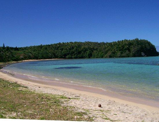 Ene'io Botanical Garden : 'Ene'io Beach Ocean Swimming Pool