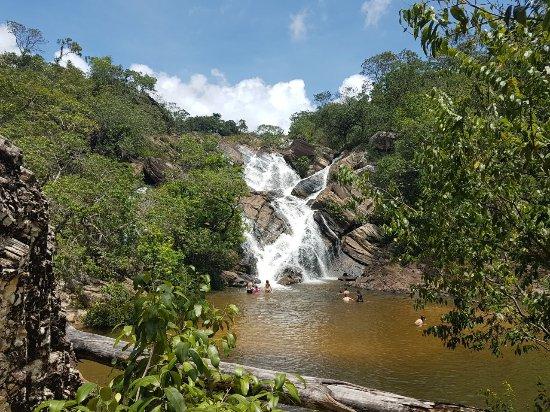 Cachoeira Santa Maria
