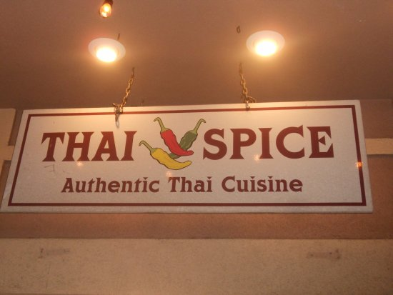 Thai Spice: entrance