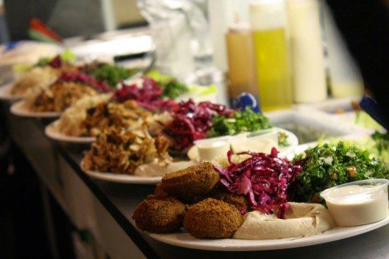 Arabesque family restaurant kitchener menu prices for Arabesque lebanon cuisine