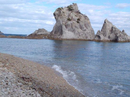 Jodogahama  Beach : 浄土ヶ浜