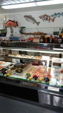 Kirk fish company goodland restaurantanmeldelser for Island fish company