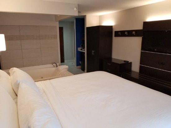 Holiday Inn Express Birch Run (Frankenmuth Area): Suite