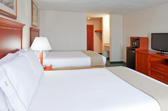 Holiday Inn Express Birch Run (Frankenmuth Area): Guest room