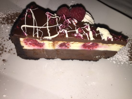 Chef Fredy's Table: Raspberry cheesecake