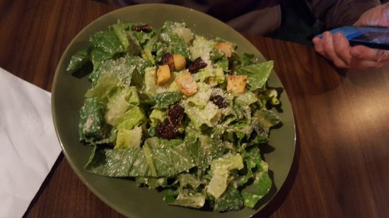 Parsons, Virgínia Ocidental: Caesar Salad