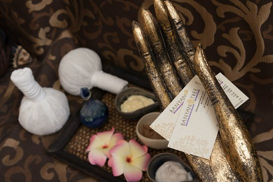 BANYAN TREE Thai Massage & SPA