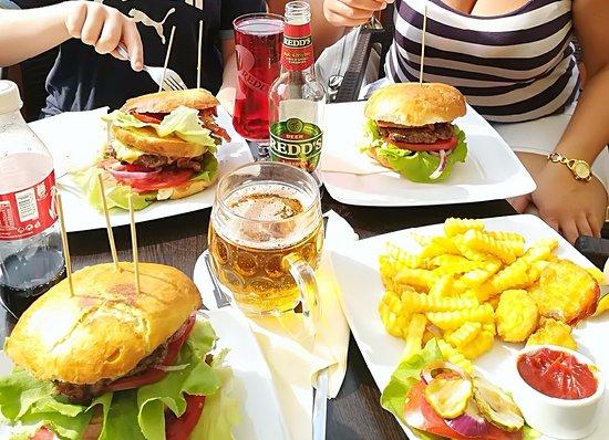 Илава, Польша: Burger