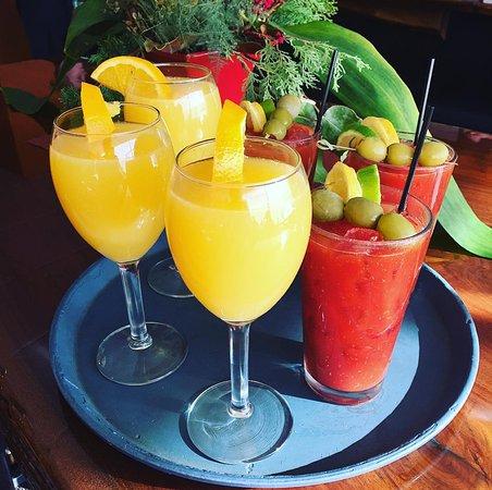 Montoursville, PA: Breakfast/brunch cocktails!