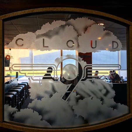 Cloud 9: We love to see friends, family and customers walk through out door. Join us for a delicious meal