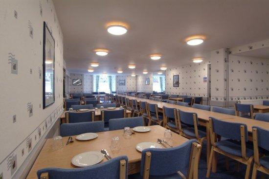 Glasgow Youth Hostel: Restaurant