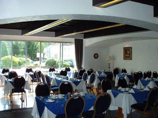 Wessex Hotel: Restaurant