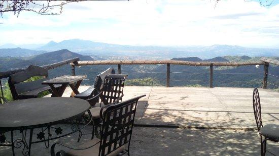 El Mirador de La Giralda: The view