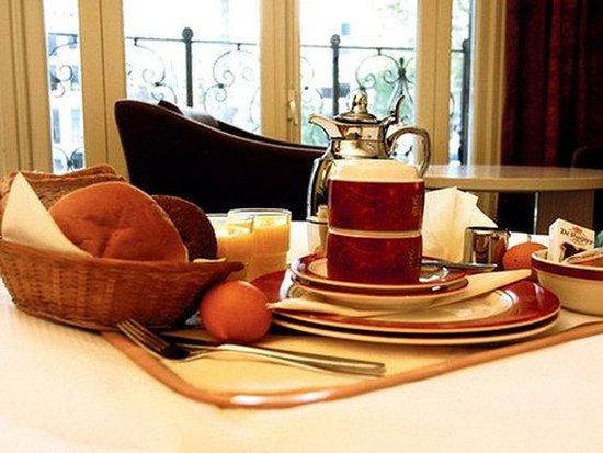 Singel Hotel Amsterdam: Restaurant
