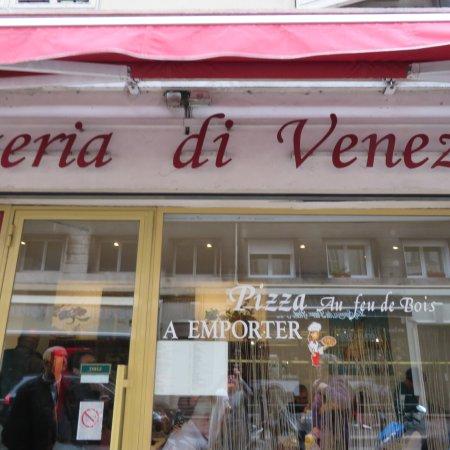 Restaurant pizzeria di venezia dans marseille avec cuisine for Chambre de commerce italienne marseille