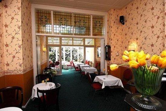 Hotel Sander: Restaurant