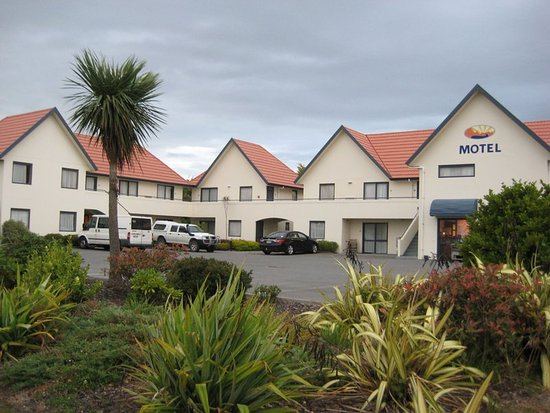 Bella Vista Motel: Exterior