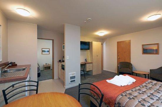 Bella Vista Motel: Guest room
