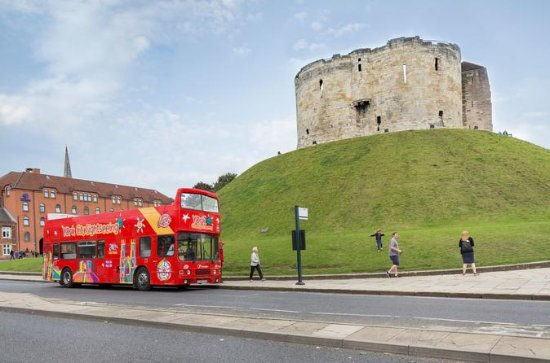 City Sightseeing York Hop-On Hop-Off...