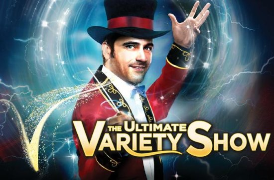 V: The Ultimate Variety Show at...