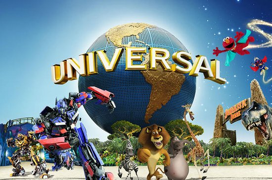 Singapore Super Saver: Universal Studios and S.E.A. Aquarium with...