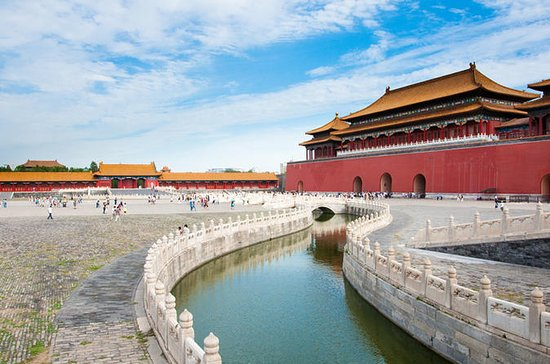 Beijing Forbidden City Tour med Great...
