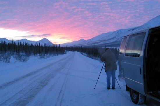 3-dagers polarsirkel av Alaska...